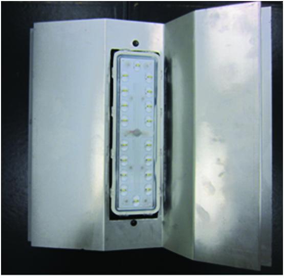 MODULO LED 40W (Frente)