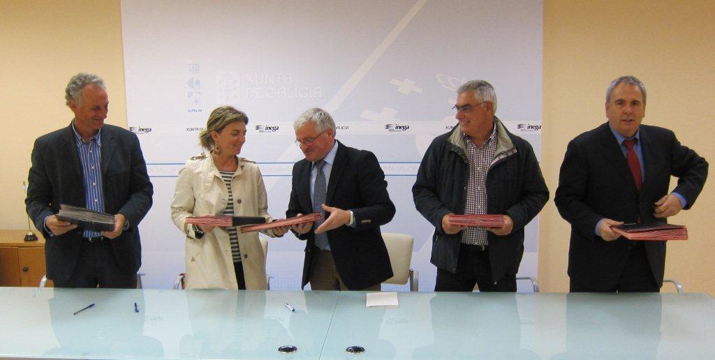 Rat firma con Inega proyecto de ahorro energético